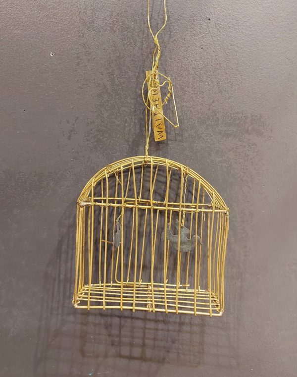 cage 2 oiseaux Walther