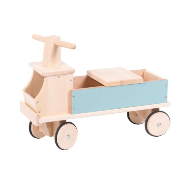 Porteur Camion-Moulin Roty