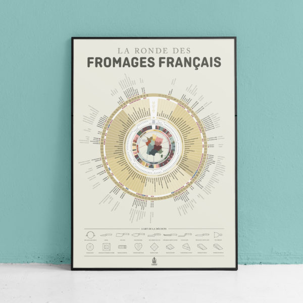 ronde fromage